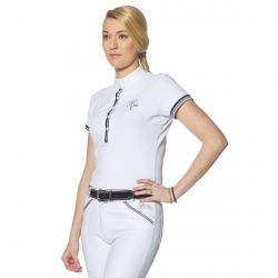 Riding polos Copacabana - Short sleeves