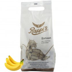 caramelos Rappi's banana Rapide