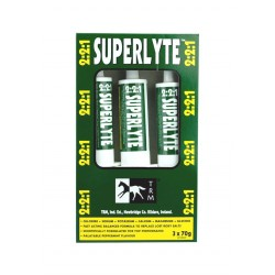Superlyte 221 seringue