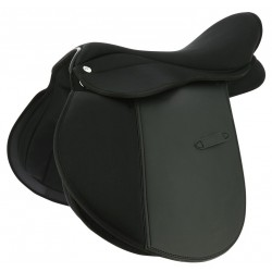 RIDING WORLD General Purpose Synthetic Saddle