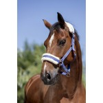 Norton Mouton synthétique doux headcollar Red