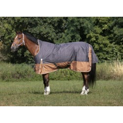 Couverture Equi-Theme TYREX 600D Aisance High Neck