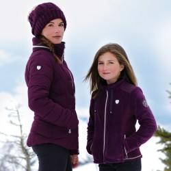 Flags & Cup Vatti Kids Polarfleece Jacket