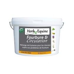 Fourbure et Circulation Herb Equine