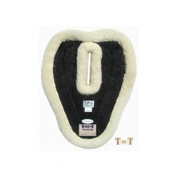 US thick wool back pad