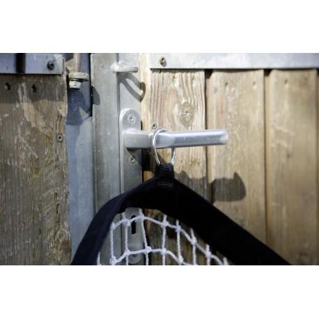 Sac |sack pour sac /à foin/ Filet /à foin /Foin Avec Ouverture Fress et crochets de suspension Foin Sac heutasche