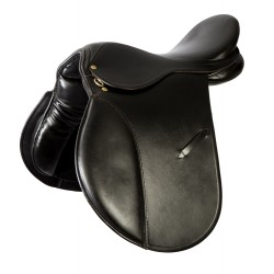 HAFLINGER SADDLE Black