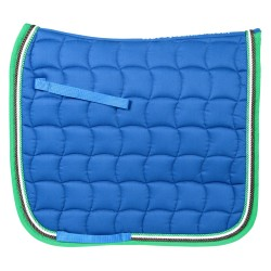 PFIFF Murau dressage saddle cloth Blue