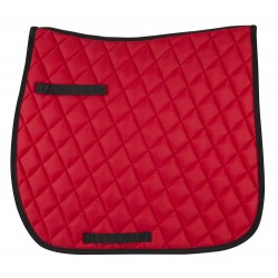 PFIFF Basicline all purpose saddle cloth Red