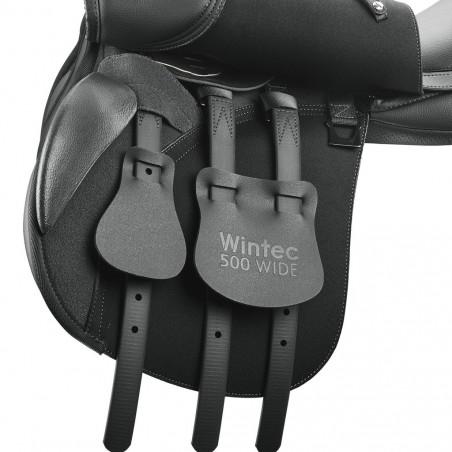 Selle Wintec 500 Mixte Hart Noir