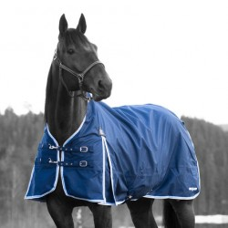 Finn-Tack Avalanche rain rug with fleece lining
