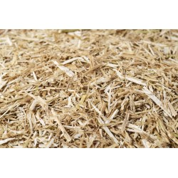 STRAW - ground straw