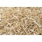 STRAW - ground straw