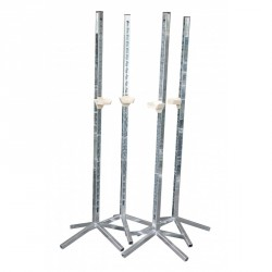 SINGLE METAL JUMP POSTS