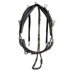 QH TRAINING HARNESS ELITE LEATHER KIT