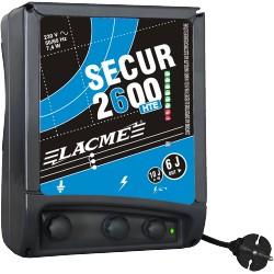 Electrificateur Lacmé Secur 2600 HTE