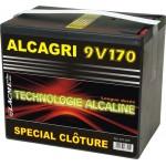Pile Alcagri 9V 170Ah Lacmé