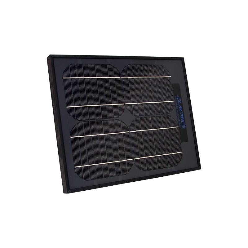 panneau solaire 10w lacm cl ture lectrique solaire. Black Bedroom Furniture Sets. Home Design Ideas