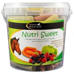 NUTRI SWEET TRIPLES SAVEURS