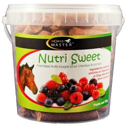 NUTRI SWEET FRUITS ROUGES