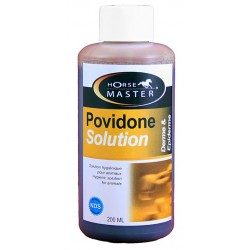 Povidone solution 10% Horse Master