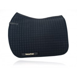 SADDLE PAD DRESSAGE Black