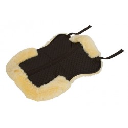 SADDLE PAD LAMBSKIN