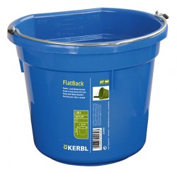 Cubo Flatback Kerbl Azul