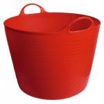 Seau flexible FlexBag Kerbl Rouge