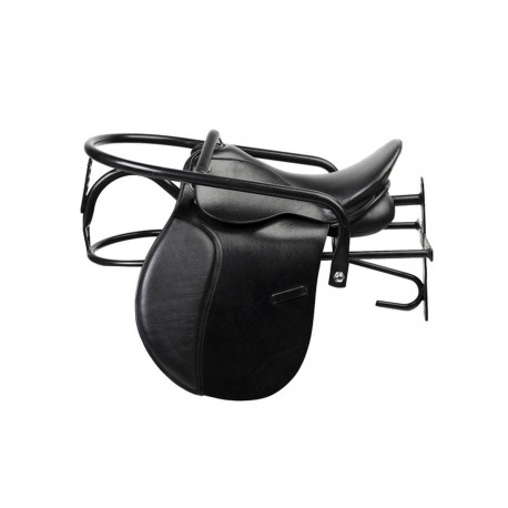 LOCKABLE SADDLE RACK
