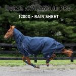 Couverture de pluie combo Avalanche Pro Horze Supreme
