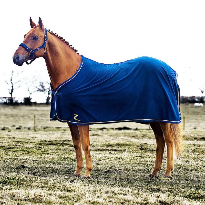 Couverture polaire cheval chemise de pr sentation cheval for Couverture jetable en laine polaire ikea