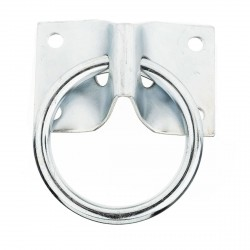 TIE RING ON WALL PLATE