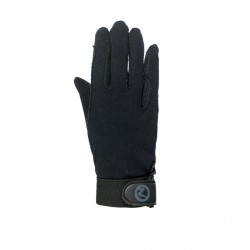 Guantes polygrip Negro