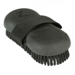 COMFORT GRIP BATHING BRUSH Black