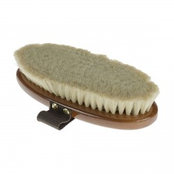 NATURAL GOAT HAIR SOFT BRUSH