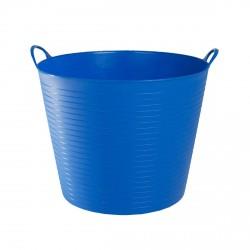 Cubo Zofty 14 litros Horze Azul