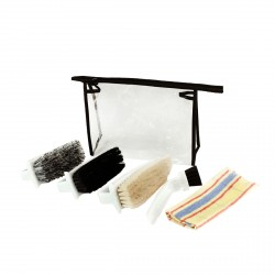 SHINE SHOE POLISHING SET