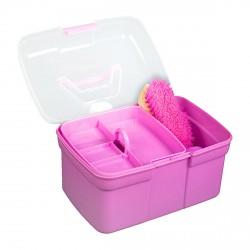 Caja de limpieza para niños Horze Rosa