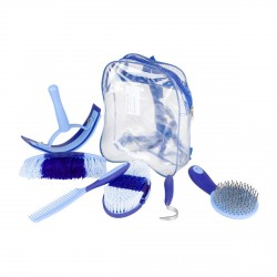 Kit de limpieza Sweet Horze Azul