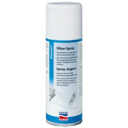 ALOXAN SILVER SPRAY
