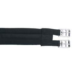 Cotton Saddle Girth Black