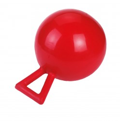 Balón indestructible Kerbl Roja