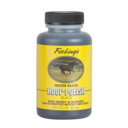 HOOF POLISH BLACK