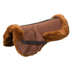 C.S.O. Back pad Brown