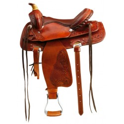 DECO SYNTHETIC WESTERN SADDLE