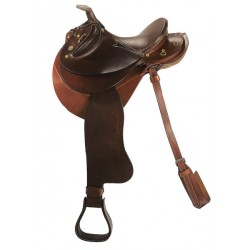 "RANDOL'S ""Lozère"" saddle"