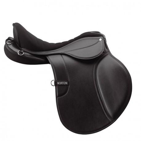 Black Norton Endurance Saddle
