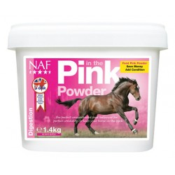 in the pink powder NAF