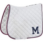 "EQUIT'M ""Equestrian League"" saddle pad"